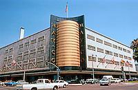 Los Angeles: May Company, NE corner of Fairfax & Wilshire, 1940. Albert C. Martin & S.A. Marx Co.  Photo '82.