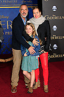 """LOS ANGELES - MAR 1:  Titus Welliver at the """"Cinderella"""" World Premiere at the El Capitan Theater on March 1, 2015 in Los Angeles, CA"""
