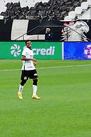São Paulo (SP), 11/05/2021 - CORINTHIANS-INTER DE LIMEIRA - Jemerson, do Corinthians comemora o gol. Corinthians e Inter de Limeira se enfrentam em jogo unico pelas quartas de final do Campeonato Paulista 2021, na Neo Quimica Arena, tarde desta terça-feira (11).