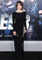 HOLLYWOOD, LOS ANGELES, CA, USA - AUGUST 11: Katherine Castro at the Los Angeles Premiere Of Lionsgate Films' 'The Expendables 3' held at the TCL Chinese Theatre on August 11, 2014 in Hollywood, Los Angeles, California, United States. (Photo by Xavier Collin/Celebrity Monitor)