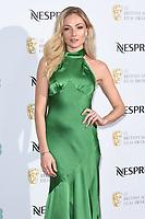 Clara Paget<br /> arriving for the 2019 BAFTA Film Awards Nominees Party at Kensington Palace, London<br /> <br /> ©Ash Knotek  D3477  09/02/2019