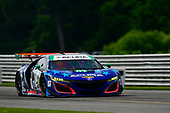 IMSA WeatherTech SportsCar Championship<br /> Northeast Grand Prix<br /> Lime Rock Park, Lakeville, CT USA<br /> Saturday 22 July 2017<br /> 93, Acura, Acura NSX, GTD, Andy Lally, Katherine Legge<br /> World Copyright: Gavin Baker<br /> LAT Images