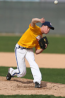 January 16, 2010:  Benjamin (Ben) Christian (Santa Clara, CA) of the Baseball Factory California Team during the 2010 Under Armour Pre-Season All-America Tournament at Kino Sports Complex in Tucson, AZ.  Photo By Mike Janes/Four Seam Images