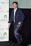 Real Madrid´s Sergio Ramos attends the new Xbox One presentation in Madrid, Spain. November 21, 2013. (ALTERPHOTOS/Victor Blanco)