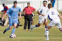 2010 US Soccer Development Academy Winter Showcase U15/16 Seacoast United vs Internationals at Reach 11 Soccer Complex in Phoenix, Arizona in December of  2010.