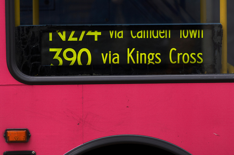 © John Angerson <br /> Passengers riding the vast London Bus near Oxford Street <br /> +44 (0) 7767 822828