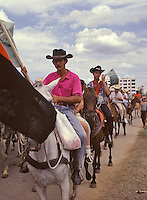 maj 1st celebration in  Cuba