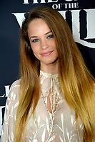 """LOS ANGELES, CA: 13, 2020: Alexis Knapp at the world premiere of """"The Call of the Wild"""" at the El Capitan Theatre.<br /> Picture: Paul Smith/Featureflash"""