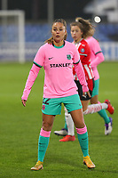 Lieke Martens (22 Barcelona) pictured during a female soccer game between PSV Eindhoven Vrouwen and Barcelona, in the round of 32, 1st leg of Uefa Womens Champions League of the 2020 - 2021 season , Wednesday 9th of December 2020  in , Eindhoven, the Netherlands. PHOTO SPORTPIX.BE | SPP | SEVIL OKTEM