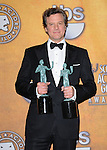 Colin Firth attends the 17th Annual Screen Actors Guild Awards held at The Shrine Auditorium in Los Angeles, California on January 30,2011                                                                               © 2010 DVS / Hollywood Press Agency