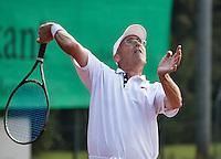 Etten-Leur, The Netherlands, August 23, 2016,  TC Etten, NVK, Peter Vaarties (NED)<br /> Photo: Tennisimages/Henk Koster