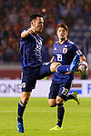 Yoshida Maya of Japan (L) in action during the AFC Asian Cup UAE 2019 Quarter Finals match between Vietnam (VIE) and Japan (JPN) at Al Maktoum Stadium on 24 January 2019 in Dubai, United Arab Emirates. Photo by Marcio Rodrigo Machado / Power Sport Images