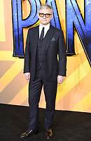 """Martin Freeman<br /> arriving for the """"Black Panther"""" premiere at the Hammersmith Apollo, London<br /> <br /> <br /> ©Ash Knotek  D3376  08/02/2018"""