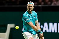 Rotterdam, Netherlands, 12 Februari, 2018, Ahoy, Tennis, ABNAMROWTT, Andreas Seppi (ITA)<br /> Photo:tennisimages.com