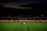 21st November 2020; Adams Park Stadium, Wycombe, Buckinghamshire, England; English Football League Championship Football, Wycombe Wanderers versus Brentford; A general view of Adams Park.