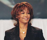 Whitney Houston 1990s<br /> Photo By John Barrett/PHOTOlink
