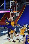 League ACB-ENDESA 2020/2021 - Game: 13.<br /> FC Barcelona Lassa vs Herbalife Gran Canaria: 91-63.<br /> Kyle Kuric.