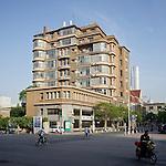 The Leopold Building, Tianjin (Tientsin).