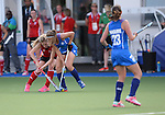 Photographer Ian Cook/Sportingwales<br /> <br /> 20th Commonwealth Games - Hockey -  Day 5 - Monday 28th July 2014 - Glasgow - UK
