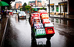 Features of the city, Bogota, Colombia