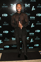MIAMI, FL - FEBRUARY 19: Tank attends Floyd Mayweather's 44th futuristic Birthday Party at Casablanca on the Bay on February 19, 2021 in Miami, Florida. Photo Credit: Walik Goshorn/Mediapunch