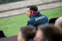 Swansea City Player/Coach, Leon Britton looks on <br /> Re: Behind the Scenes Photographs at the Liberty Stadium ahead of and during the Premier League match between Swansea City and Bournemouth at the Liberty Stadium, Swansea, Wales, UK. Saturday 25 November 2017