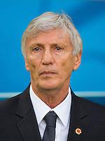 Columbia manager Jose Pekerman
