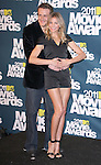 Cameron Diaz and Jason Segal at 2011 MTV Movie Awards held at Gibson Ampitheatre in Universal City, California on June 05,2011                                                                               © 2011 Hollywood Press Agency