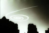Circular skywriting<br />