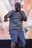 De La Soul performs at the Festival d'ete de Quebec (Quebec City Summer Festival) Thursday July 16, 2015.