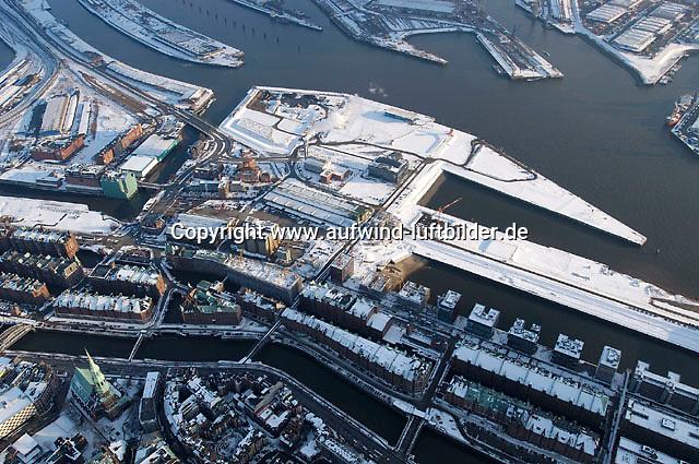 Deutschland, Hamburg, Hafencity, Grassbrook, Kibbelsteg