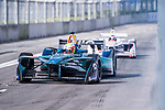 Oliver Turvey of Great Britain from NIO Formula E Team competes in the Formula E Non-Qualifying Practice 2 during the FIA Formula E Hong Kong E-Prix Round 1  at the Central Harbourfront Circuit on 02 December 2017 in Hong Kong, Hong Kong. Photo by Marcio Rodrigo Machado / Power Sport Images