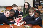 Grace Clarke in St Patricks School