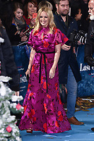 "LONDON, UK. November 11, 2019: Kylie Minogue arriving for the ""Last Christmas"" premiere at the BFI Southbank, London.<br /> Picture: Steve Vas/Featureflash"