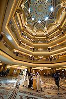 Vereinigte arabische Emirate (VAE), Abu Dhabi, Hotel Emirates Palace