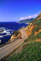700-21157.© Dale Sanders.Highway #1.Big Sur Coast.California, USA