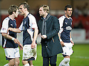 05/05/2010   Copyright  Pic : James Stewart.sct_js013_falkirk_v_st_johnstone  .::  FALKIRK MANAGER STEVEN PRESSLEY AT THE END OF THE GAME ::  .James Stewart Photography 19 Carronlea Drive, Falkirk. FK2 8DN      Vat Reg No. 607 6932 25.Telephone      : +44 (0)1324 570291 .Mobile              : +44 (0)7721 416997.E-mail  :  jim@jspa.co.uk.If you require further information then contact Jim Stewart on any of the numbers above.........