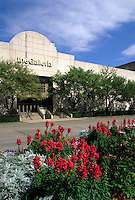Upscale shopping at the famous Galleria Mall, Houston, Texas, USA