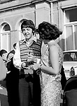 The Beatles 1967 Paul McCartney  at Atlantic Hotel in Newquay, Cornwall..© Chris Walter..