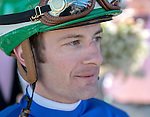 OLDSMAR, FLORIDA - FEBRUARY 13: Jockey Julien Leparoux, after winning the Lambholm South Endeavour Stakes, while riding Tepin #5, at Tampa Bay Downs on February 13, 2016 in Oldsmar, Florida (photo by Doug DeFelice/Eclipse Sportswire/Getty Images)