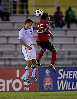 Marc Pelosi, Jordan Hamilton. The United States defeated Canada, 3-0, during the final game of the CONCACAF Men's Under 17 Championship at Catherine Hall Stadium in Montego Bay, Jamaica.