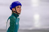 28th December 2020; Thialf Ice Stadium, Heerenveen, Netherlands; World Championship Speed Skating; Mass start ladies Irene Schouten during the WKKT