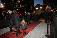 FILE PHOTO : Celine Dion and her children leave Notre-Dame Basilica at the end of her husband and manager Rene Angelil funerals, January 2, 2016.<br /> <br /> PHOTO : Agence Quebec Presse