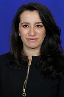 LYDIA GUIROUS (PORTE-PAROLE) - POINT PRESSE DE LAURENT WAUQUIEZ AU QG DES REPUBLICAINS A PARIS, FRANCE, LE 13/12/2017.