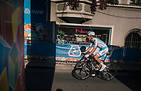 Bob Jungels (LUX/Quick-Step Floors)<br /> <br /> MEN ELITE ROAD RACE<br /> Kufstein to Innsbruck: 258.5 km<br /> <br /> UCI 2018 Road World Championships<br /> Innsbruck - Tirol / Austria