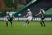 4th October 2020; Twickenham Stoop, London, England; Gallagher Premiership Rugby, London Irish versus Bristol Bears; Siale Piutau of Bristol Bears -passing the ball