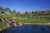 Ko Olina Resort golf course, #18