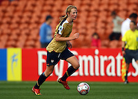 Julia Roberts (USA)..FIFA U17 Women's World Cup, USA v Korea Republic, Waikato Stadium, Hamilton, New Zealand, Sunday 9 November 2008. Photo: Renee McKay/PHOTOSPORT