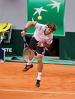 26-05-13, Tennis, France, Paris, Roland Garros,   Ferrer