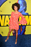 """LOS ANGELES, USA. October 15, 2019: Nika King at the premiere of HBO's """"Watchmen"""" at the Cinerama Dome, Hollywood.<br /> Picture: Paul Smith/Featureflash"""